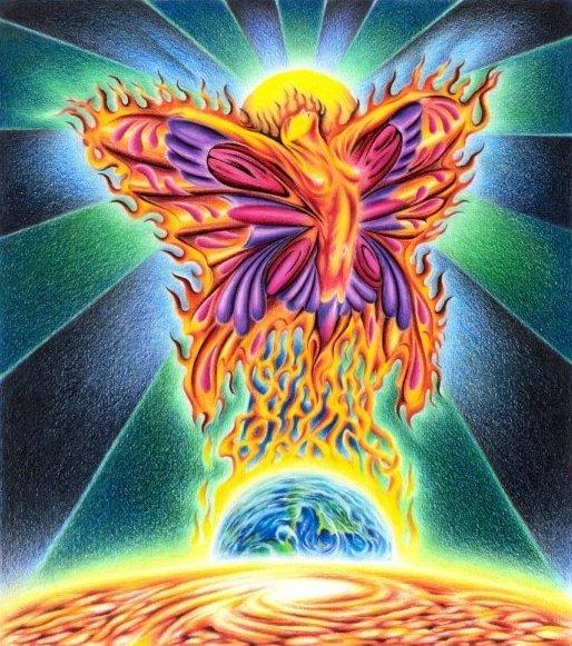 Metamorphose spirituelle