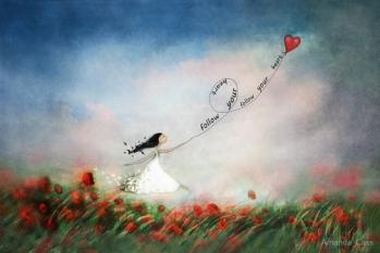 Nouveau depart suis ton coeur