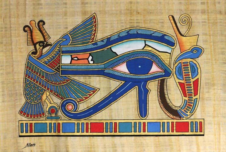 Oeil d horus 1