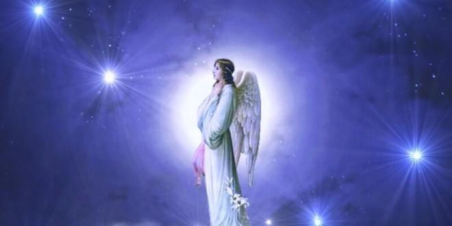 Parler avec ange