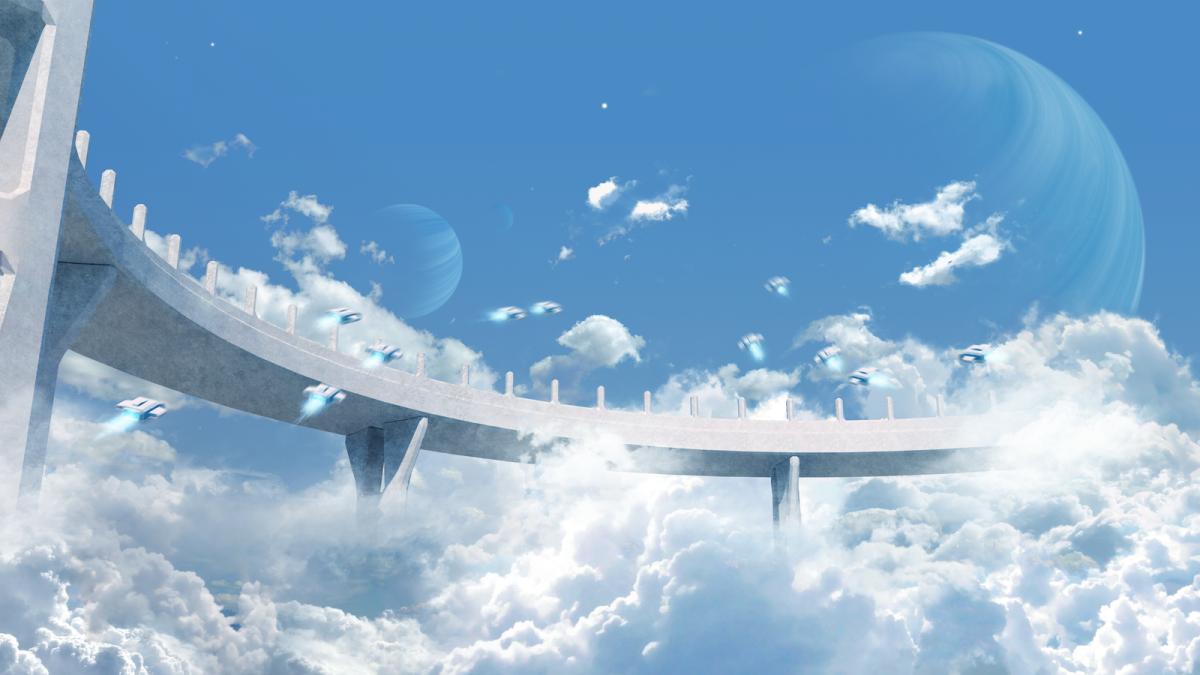 Pont celeste