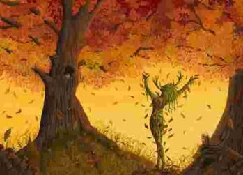 Pouvoir guerison arbre