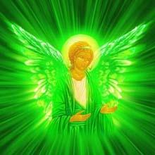 MERCI à la Sainte Trinité et à tous les autres saints !  Raphael-archange