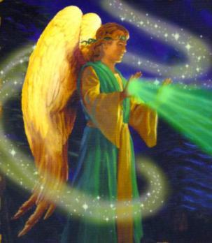 Rayon vert archange raphael