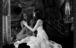 Se regarder miroir