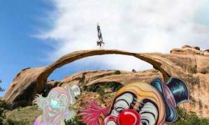 Si tu veux equilibre clown arche