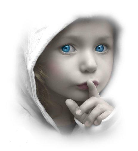 Silence enfant