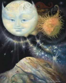 Soleil lune eclipse