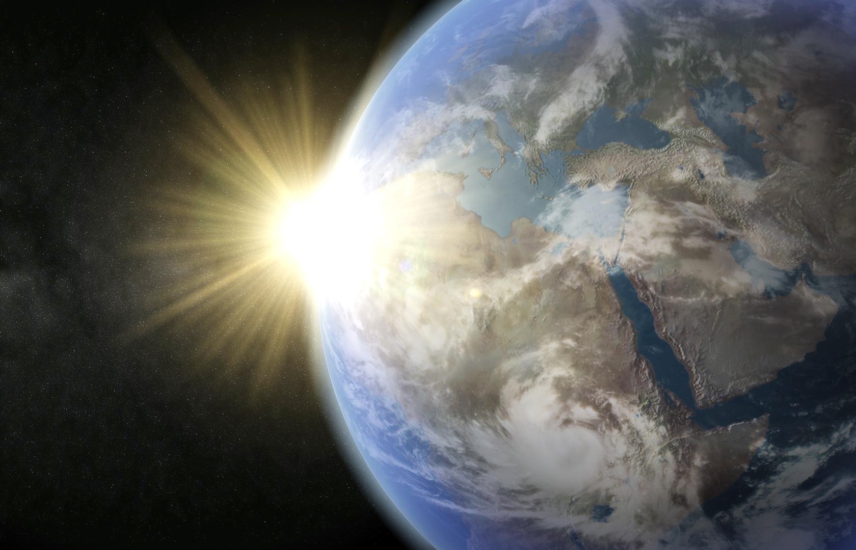 Terre ascension