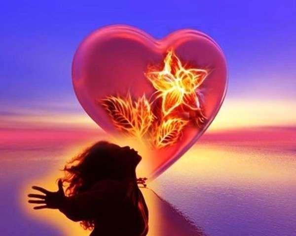 Toucher coeur