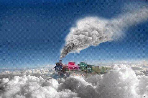 Train de la vie