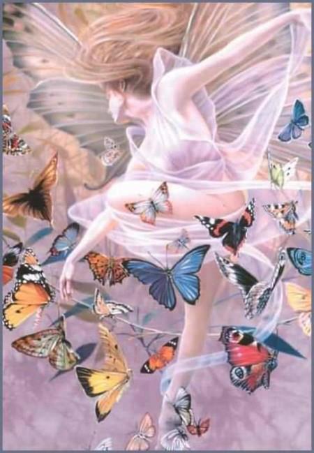 Transformation papillons
