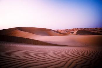 Traversee desert